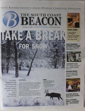 South Coast Beacon by T. Shawn
